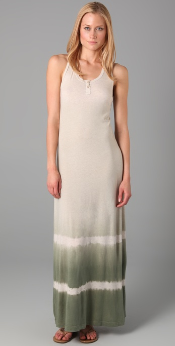 Splendid Safari Haze Long Dress