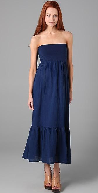 Splendid Linen Skirt / Dress