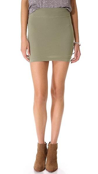 Splendid Layers Miniskirt