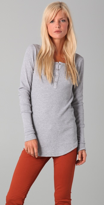 Splendid Thermal Henley