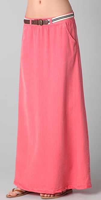Splendid Palm Desert Maxi Skirt