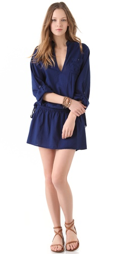 Splendid Carnival Tunic Cover Up