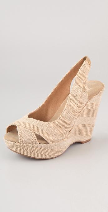 Splendid Lily Wedge Sandals