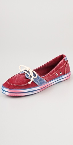 Splendid Mandarin Boat Shoes