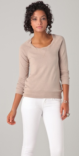 Splendid Active Always Pullover
