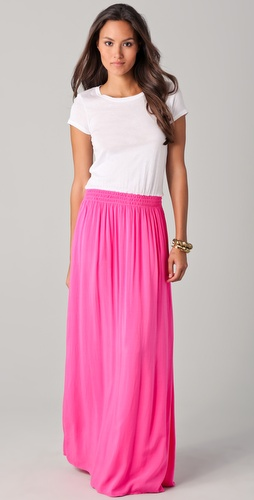 Splendid Tee Maxi Dress