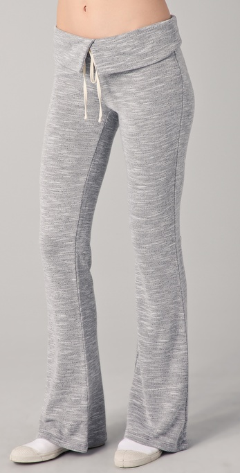 Splendid Hazy Melange Active Pants