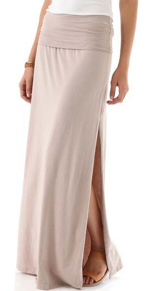 Splendid Maxi Skirt / Dress with Slit