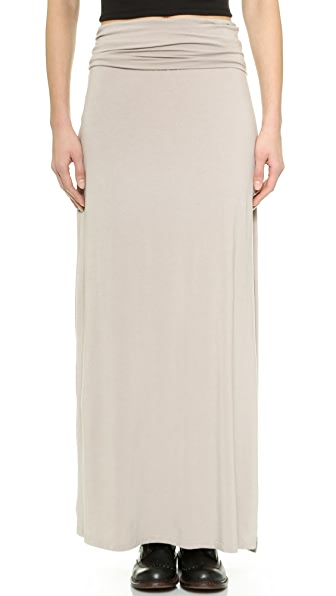 Splendid Maxi Skirt / Dress with Slit