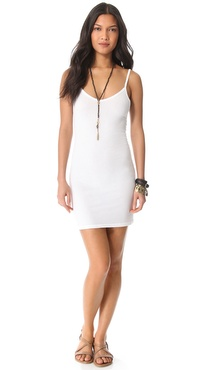 Splendid Layers Slip Dress