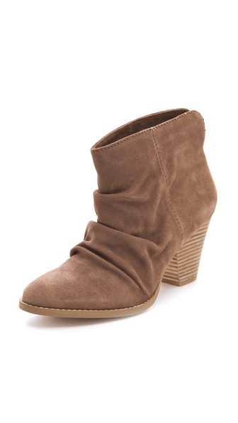 Splendid Rodeo Ruched Booties