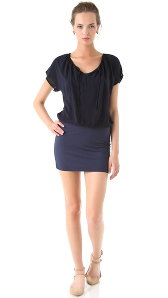 Splendid Short Sleeve Dress