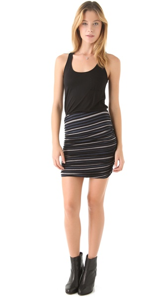 Splendid Capeside Stripe Dress