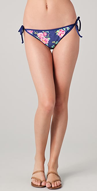 Splendid In Bloom Bikini Bottoms