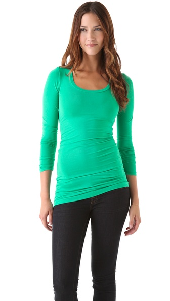 Splendid Layers Long Sleeve Tee