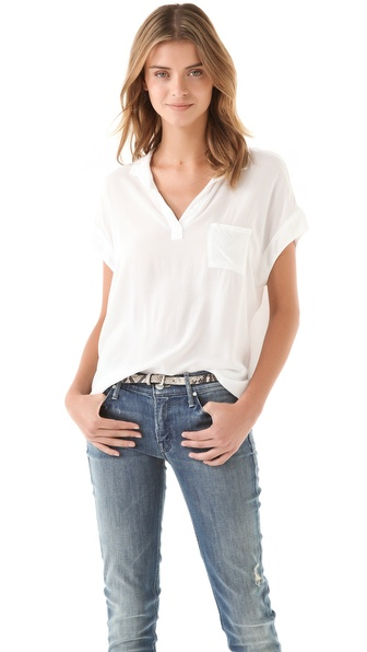 Splendid Shirting Top