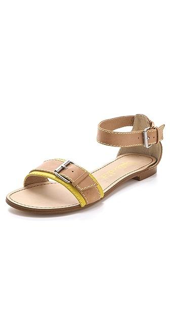 Splendid Caribbean Flat Sandals