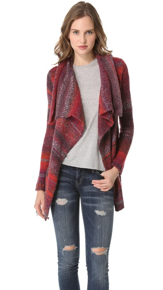 Splendid Santa Fe Ombre Cardigan