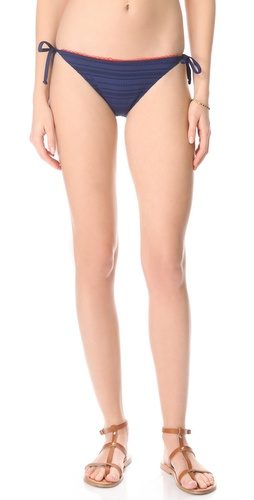 Shop Splendid Ginger Eyelet Bikini Bottoms and Splendid online - Apparel, Womens, Swim, Swim,  online Store