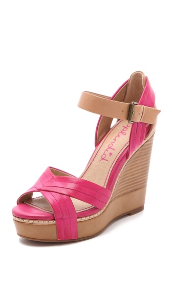 Splendid Key West Wedge Sandals