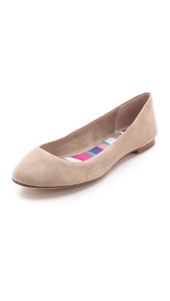 Splendid Newberry Suede Ballet Flats