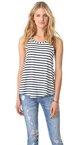 Splendid Miami Stripe Tank