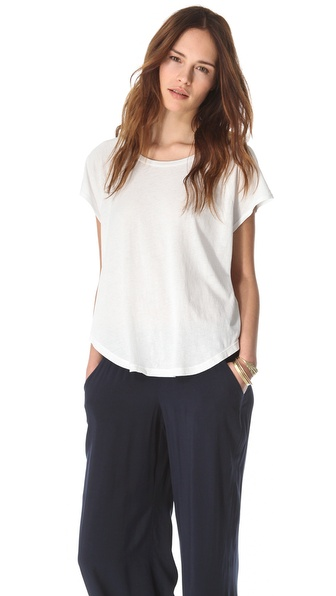 Splendid Vintage Whisper Slouchy Tee