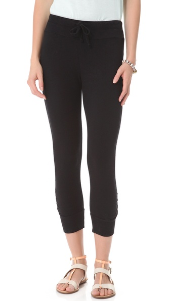 Splendid Slub Active Track Pants