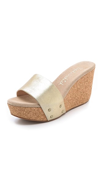 Splendid Greenville Wedge Sandals