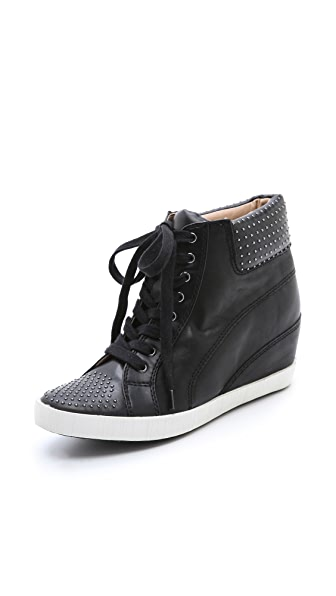 Splendid Helsinki Wedge Sneakers