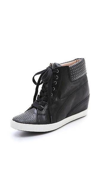 Splendid Helsinki Wedge Sneakers