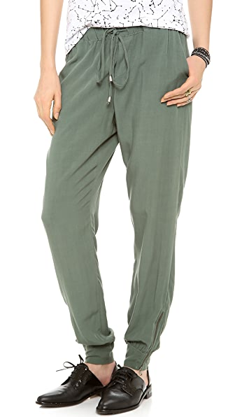 Splendid Athletic Woven Pants