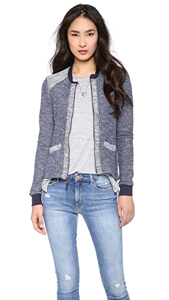 Splendid Boucle Active Jacket