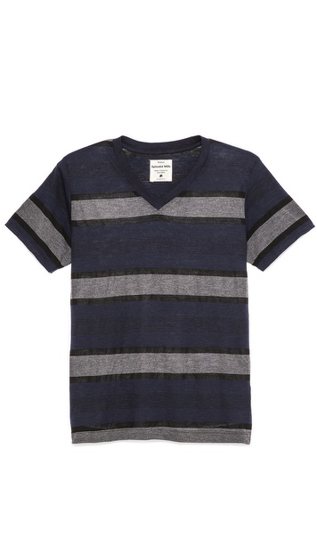 Splendid Variegated Stripe T-Shirt