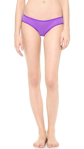 Splendid Ruched Bikini Panties