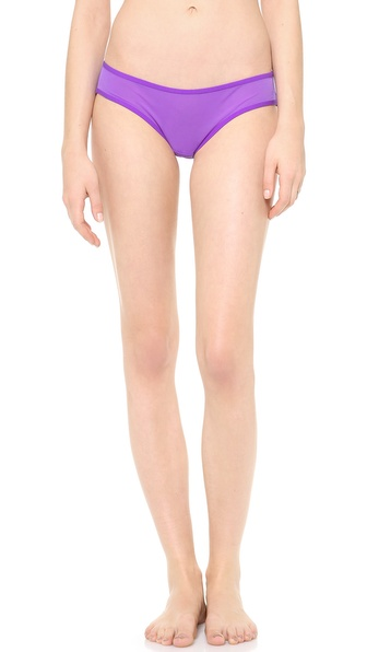 Splendid Ruched Bikini Panties