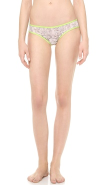 Splendid Ruched Bikini Bottoms
