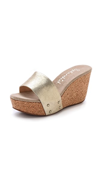 Splendid Greenville Suede Slides