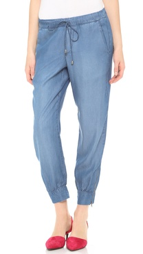 Splendid Chambray Pants
