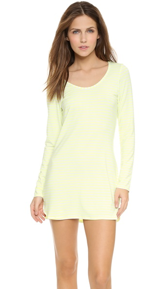 Splendid Long Sleeve Chemise