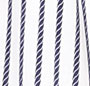 Navy/White Rope Stripe