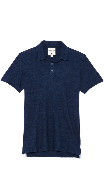 Splendid Short Sleeve Polo Shirt