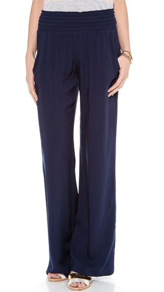 Splendid Woven Wide Leg Pants