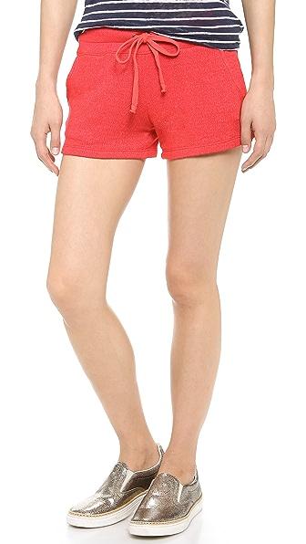 Splendid Soft Melange Shorts