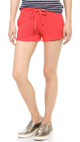 Splendid Soft Melange Shorts