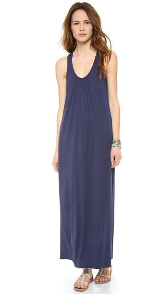 Splendid Drapey Maxi Dress