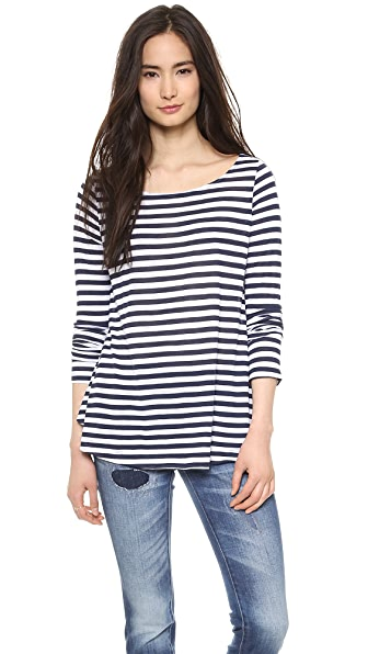 Splendid Glenn Valley Stripe Tee