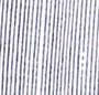 White/Navy Pinstripe