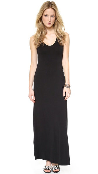 Splendid Racer Back Maxi Dress