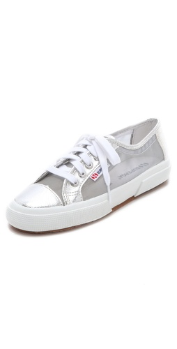 Superga Mesh Metallic Netu Sneakers at Shopbop.com